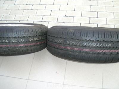 Два колеса в сборе с дисками на Хундай Гранд Старекс, новые. - CIMG6657.JPG
